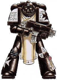 Black Templar Marine