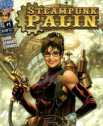 steam punk sara palin